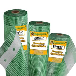 Aquagart Film de protection pour serres et serres Vert 250 g, vert