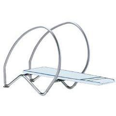 Astral Plongeoir Dynamic Flexible avec arceaux INOX 2.30m