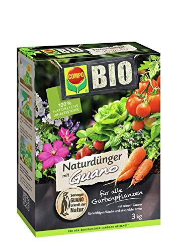 Compo Engrais Naturel Guano 3 kg