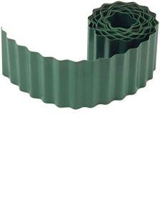 Connex FLOR14210 Bordure de Pelouse PVC Vert 90 mm x 9 m