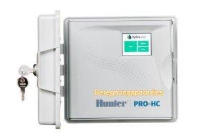 Hunter Ordinateur d'irrigation, Pro HC 601e Appareil de commande avec Hydr awise 6stations
