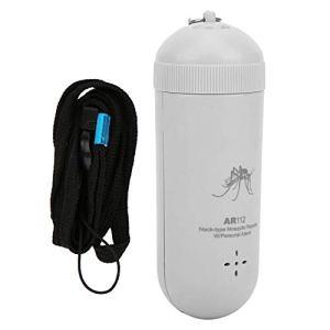 Natruss Anti-Moustique Anti-Moustique, Mini Anti-Moustique à ultrasons, Anti-Moustique Portable muet, Tueur de Moustique, Bureau pour la Maison