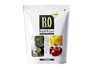 Original Biogold japonais NPK 5 5-6 5-3,5 2,4 kg (granulés) engrais pour bonsaï d'été