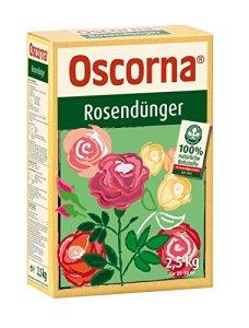 Oscorna Engrais pour Roses 2,5kg