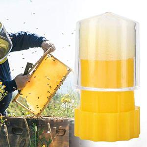 Oumefar Outil d'apiculture Cage légère de marquage de Reine des Abeilles Nouvel équipement d'élevage de Reine Durable pour équipement d'apiculture d'apiculteur