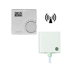 Thermostat numérique sans Alpha DGT Wireless de Beretta