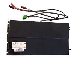 vhbw Li-Ion Batterie 13800mAh (25.2V) pour tondeuse robot Wiper Yard, One XH, XHD, Runner XH, XHD comme Zucchetti CS C0114, CS_C0114.