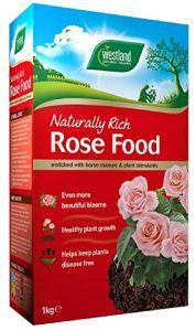 Westland Fumier de Cheval enrichi pour rosiers 1kg