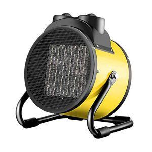 Winter Radiateur électrique Portable extérieur, PTC Rapide Chauffage, 3 Modes, Costume for Effet de Serre, intérieur, Garage, chaufferette Céramique Bureau