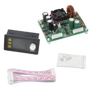 Alimentation régulée DPS5015 Contrôle numérique DC réglable Convertisseur d'alimentation 50V 15A Noir