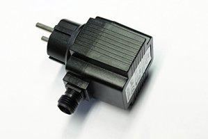 Arnusa Bloc d'alimentation 12V AC 1800mA 21.6VA IP44Lumière 20W pour fontaine, éclairage et chaînes