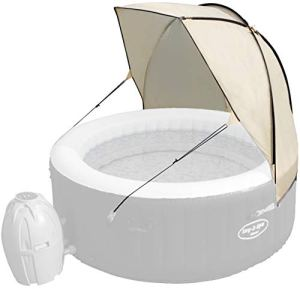 Bestway 58464 Auvant pour spa gonflable Lay-Z-Spa™