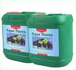 Canna Engrais Aqua Flores A & B 2x 5l Fleur