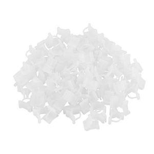 Clip de greffage, Yevenr 100Pcs Clip végétal Clip de greffage de semis léger Clip de greffage végétal Durable Clip de greffage en plastique pour légume