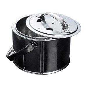 DAJIANG Brazier Poêle à charbon de bois pour le chauffage extérieur Réchaud à charbon