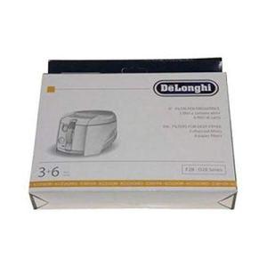 Kit filtres (122172-31021) Friteuse 5512510041 DELONGHI