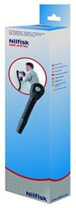 Nilfisk 107402478 Kit perçage Compatible avec l'aspirateur de Bricolage Buddy Multi II, Noir