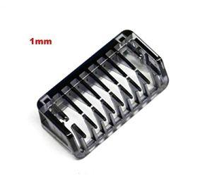 Nouveau peigne 1mm Tondeuse Tondeuse Pour rasoir à une lame Philips OneBlade QP2510 QP2520 QP2521 QP2522 QP2530 QP2531 QP2620 QP2630 422203626121