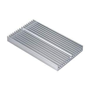 OverTop dissipateur de Chaleur en Alliage d'aluminium avec 16 ailettes pour amplificateur de Puissance Transistor Semi-conducteur Dev
