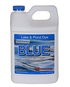 Pond Champs Lac et étang Dye – Bleu 1 Gallon