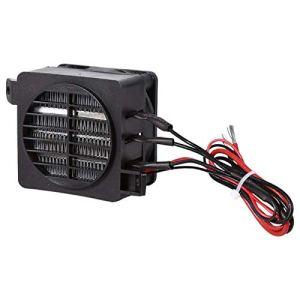 QINGRUI Outils d'accessoires 100W 12V PTC Voiture Ventilateur de Chauffage température constante Chauffage Élément Chauffe-économie d'énergie Performance Stable