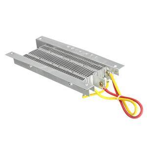 QINGRUI Outils d'accessoires 12V 400W électrique en céramique thermostatique Isolation PTC élément Chauffant Kit de Chauffage Performance Stable