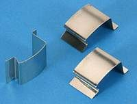 Stainless Steel 'G' Glazing Clip x 100 for Greenhouse by Greenhouse Warehouse