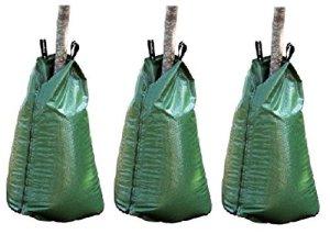 Treegator Original 20GAL d'arrosage à libération lente Sacs pour arbres 3-pack par Arbre Gator