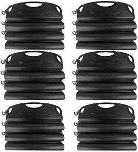 well2wellness® 24 Flotteurs d'hivernage pour Piscine – 50cm avec Sable + Crochet de Connexion