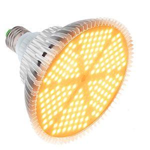 120W Ampoule LED de Croissance à Spectre Complet 180 LEDs Lampe Horticole E27 Lampe pour Plante pour Plantes, Sunlike Plante D'intérieur élèvent des Fleurs de Ampoules de Lumières pour Serre Jardin