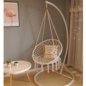 AA-hanging chair DITI Chaise Suspendue balançoire Berceau Chaise Suspendue Panier Chaise intérieur Maison Balcon Chaise berçante Chaise Paresseux