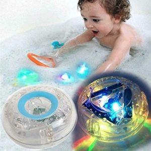 Baignoire flottante à changement de couleur pour jacuzzi jacuzzi jacuzzi jacuzzi à LED disco amusant pour enfants