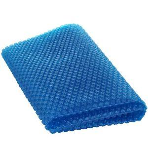 Blueborn SC-4×2 Bâche Solaire rectangulaire, 400 x 200cm, 300μm d'épaisseur, Chauffage de Piscine