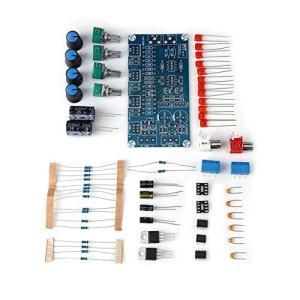 Carte de contrôle de Volume, carte de contrôle de volume d'amplificateur de préamplificateur AMP avec pas bas/moyen/élevé