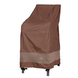 couvertures de canard ultime terrasse Housse de chaise 28W x 30D x 49H Mocha Cappuccino
