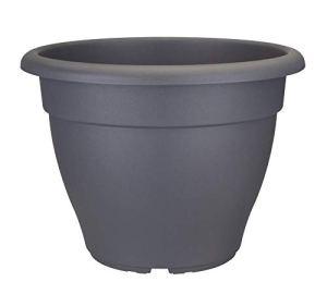 Elho Pot Torino Campana' Anthracite 40 cm