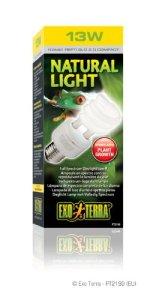 Exoterra Ampoule Reptiglo Fluocompact 2,0 pour Reptiles et Amphibiens 13 W