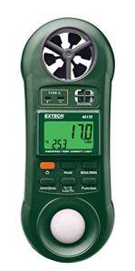 Extech 45170 Hygro-thermomètre/Anémomètre/Photomètre
