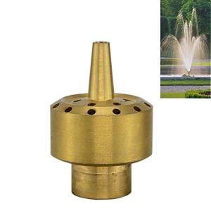 laiton Colonne de jardin carré Fireworks pour piscine Fontaine Buse arrosage Vaporisateur Tête Ssh327 DN25/G1′