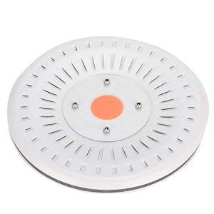 Lumière végétale ultramince Blanche étanche IP67 à Spectre Complet, -40 ℃ à + 80 ℃ lumière végétale, Serre pour Jardin végétal intérieur Ourdoor