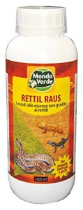 Mondo Verde rep94ep–repelentes Serpents de 1000ML, Couleur Blanc