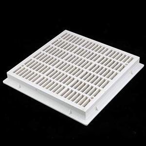 Omabeta Couverture de Drain de Piscine en Plastique de résistance à la Corrosion portative 30x30cm respectueuse de l'environnement pour Les piscines de Spa