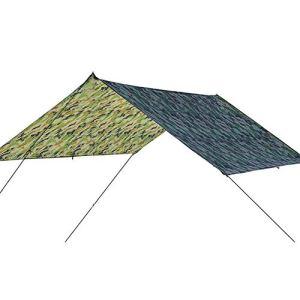 Pasamer Bâche de Tente Multifonction, Abat-Jour imperméable résistant d'auvent, pour la Maison de Camping-Car en Plein air