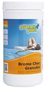 Planet Pool Granulés Brome Choc Poids 1 kg