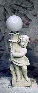 pompidu-living Lampe, Pierre, Feux de Stationnement Putto Sphère 4008 – Terracotta