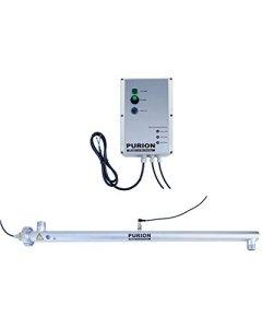 PURION 2500 36W Système de désinfection du clarificateur UVC Système de désinfection UV avec Surveillance par capteur