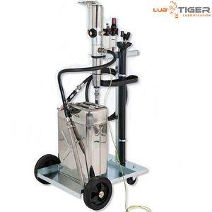 Unité d'aspiration mobile pour l'essence, gasoil et huile GTCE6938