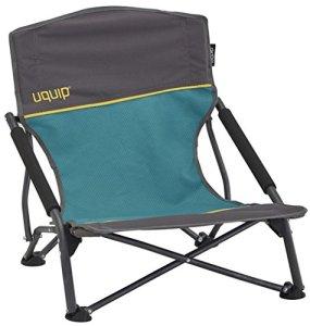 Uquip Sandy – Chaise de Plage Pliante – Capacité de Charge 120 Kg