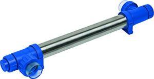 well2wellness® UV-C Tech Système de désinfection 130 W pour Le Contenu de piscines jusqu'à 90 m³