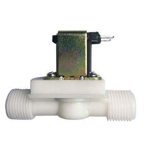 1 / 2Inch du commutateur de débit d'air magnétique N/C électrique 220V de la vanne électromagnétique de l'eau